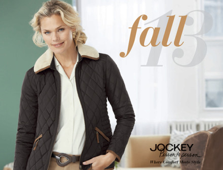 Jockey Person to Person Fall 2013 Catalog