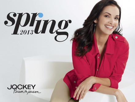 Jockey Person to Person Spring 2013 Catalog